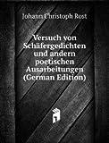 Versuch von Schäfergedichten und andern poetischen Ausarbeitungen (German Edition)