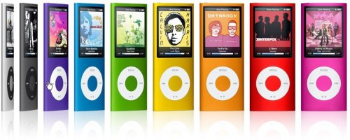 Apple iPod nano 16GB ブラック