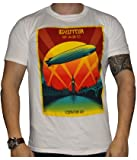 Led Zeppelin Celebration Day T-Shirt White - Large - 43