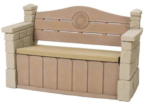 Awardpedia Step2 Outdoor Storage Bench
