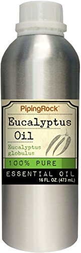 Eucalyptus Essential Oil 16 oz (473 mL) 100% Pure -Therapeutic Grade (Eucalyptus Oil For Steam Room compare prices)