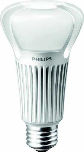 Philips 432195 19-Watt (100-Watt) Ambient Led Household A21 Soft White Light Bulb, Dimmable