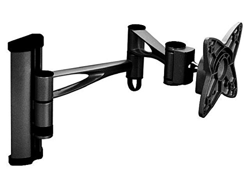 Black Full-Motion Tilt/Swivel/Rotation Wall Mount Bracket for AOC 2216