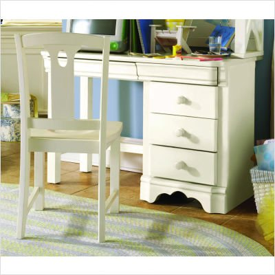 Buy Low Price Comfortable Opus Designs 670-10-351 Rhondas Retreat Student Computer Desk in Soft White (B0028XCK2I)