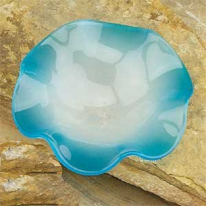 StealStreet SS-A-55032 Large Aroma Oil Burner Replacement Saucer, Blue