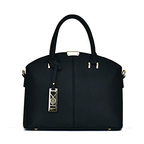 KIU Porte-documents/Sac de messager Fashion une épaule/Sac pour femme/Paquet de coquille de loisirs/Grand sac