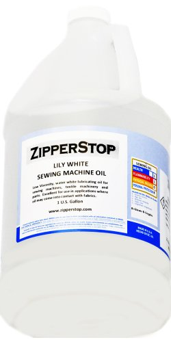 Buy Sewing Machine Oil ~ Lily White ~ 1 U.S. Gallon