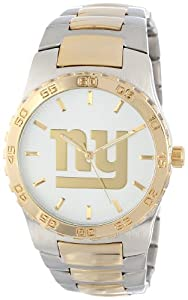 Game Time Mens NFL-EXE-NYG New York Giants Watch by Game Time