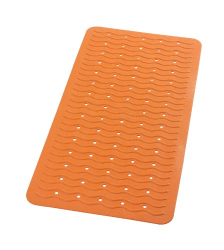 Ridder Beach 683140-350 Bathtub Mat 38 x 80 cm Neon Orange