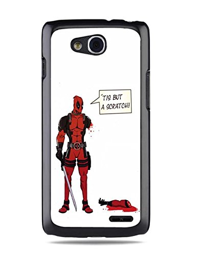 Jonestore Deadpool Dust Proof Plastic Case Cover For LG Optimus L90 (Lg L90 Captain America Case compare prices)