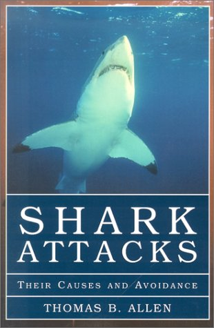Shark Attacks: Their Causes And Avoidance front-24004