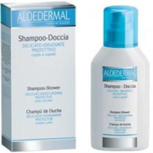 ESI Aloedermal Shampoo Doccia 200 ml Corpo Capelli Idratante Aloe Shower Body