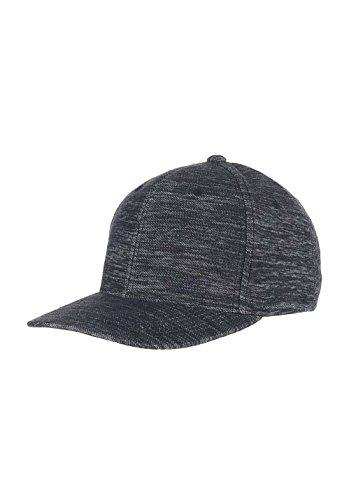 Flexfit-Berretto Twill Knit, Unisex, Mütze Twill Knit Flexfit, grigio, L/XL