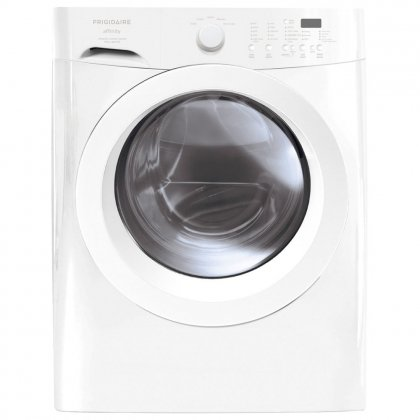 Energy Star Affinity 3.26 cu. ft. Front Load Washer in White