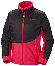 Columbia Benton Springs Overlay Fleece Jacket - Girls
