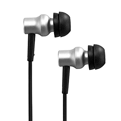 HIFIMAN RE400i In-Line Control Earphone for iOS - Black
