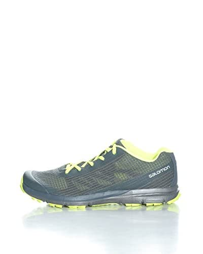 Salomon Scarpa Sportiva Sense Colors [Nero/giallo]