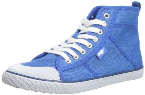 Rockbench Publishing Corp - Sneaker Amati, Donna, Blu (Bleu (Sidewalk Chalk Blue)), 36