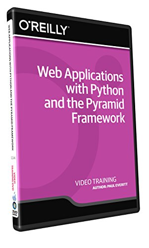 web-applications-with-python-and-the-pyramid-framework-training-dvd