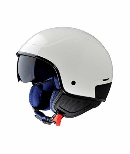 Piaggio pJ1 casque jet taille m (blanc)