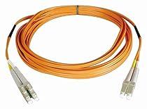 Tripp Lite Duplex Multimode 62.5/125 Fiber Patch Cable (LC/SC), 1M (3-ft.)(N316-01M)