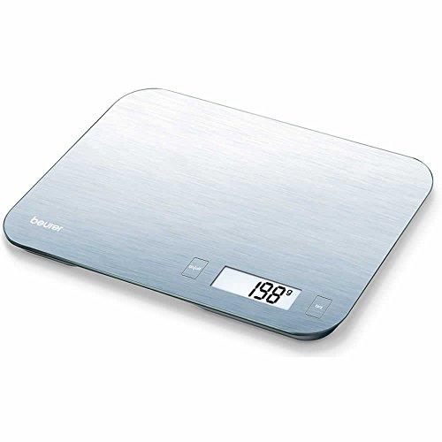 Beurer Ks48 Steel Balance de Cuisine Electronique
