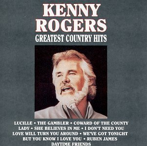KENNY ROGERS - countrys greatest hits - Zortam Music