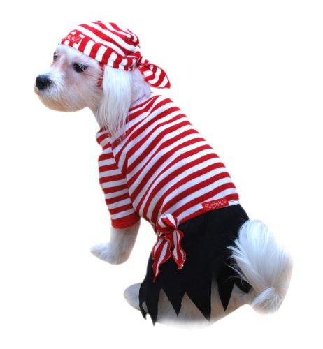 Pirate Dog Costume