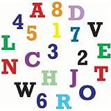 FMM Alphabet & Number Block Set - Upper Case