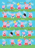 Peppa Pig - Gift Wrap, 2 sheets 2 tags