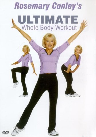 Rosemary Conley - Ultimate Whole Body Workout [DVD]