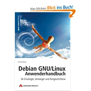 eBook Cover für  Debian GNU Linux Anwenderhandbuch F uuml r Einsteiger Umsteiger und Fortgeschrittene