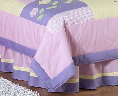Pretty Pony Queen Kids Children's Bed Skirt by JoJo Designs