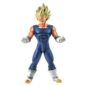 "Banpresto Dragon Ball Z Master Stars Piece 10"" Super Saiyan Vegeta Figure"