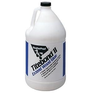 Titebond II Extend Wood Glue, Gallon