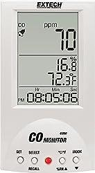 Extech Instruments CO50 Desktop Carbon Monoxide Monitor from FLIR Systems