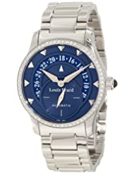 Louis Erard Women's 92600SE05.BMA16 Emotion Automatic Diamond Stainless-steel Date Watch