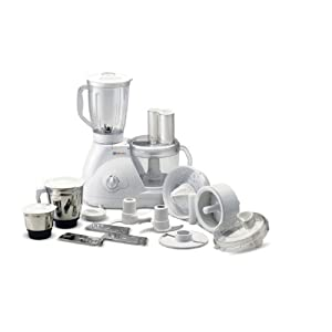 Bajaj FX 11 600-Watt Food Processor and Mixer at 30% Off