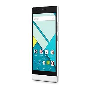 BLU Life 8 XL  Smartphone - Unlocked -  Global GSM - White