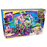 Polly pocket race to the concert play set kids girls game gift ... Brand New