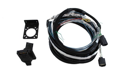 genuine jeep accessories ab trailer tow wiring