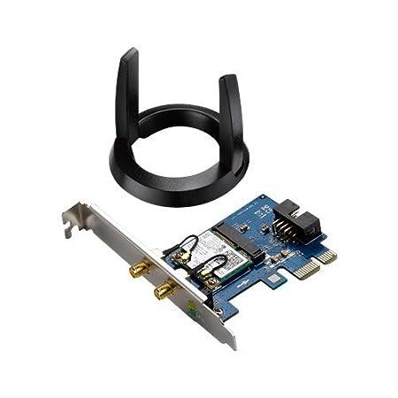 90IG02Q0-MM0010 - PCE-AC55BT AC1200 WLAN PCIE IEEE 802.11 a/b/g/n/ac, PCI Express, 51 g