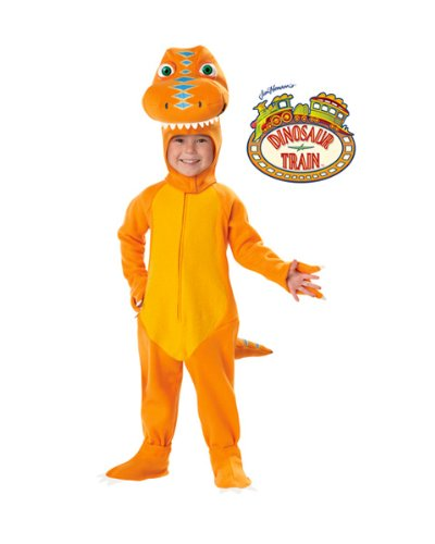 Deluxe Dinosaur Train's Buddy Costume for Toddler