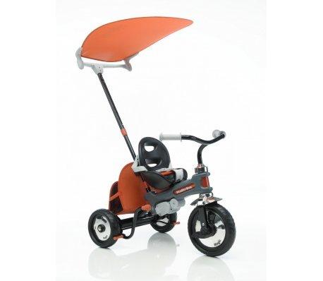 Azzurro Tricycle Pour Les Petits Enfants En Rouge