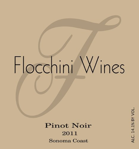 2011 Flocchini Wines Pinot Noir 750 Ml