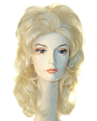Deluxe 1997 Dolly Parton Country Singer Wigs - Auburn