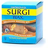 American Int'l Surgi Wax Brazilian Waxing Kit, .125