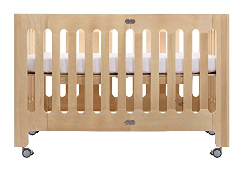 Bloom Alma Papa Crib, Natural - 1