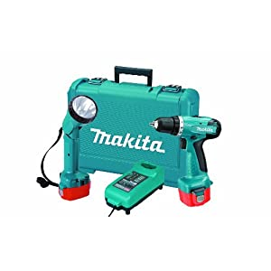 Makita 6271DWPE 12v Cordless Drill with Flashlight