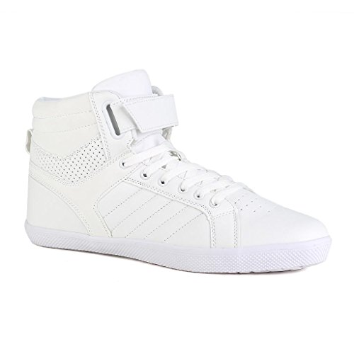 3. Influence Men's Rick High-Top Fashion Sneakers